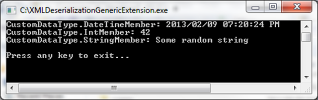 DeserializationGenericExtension