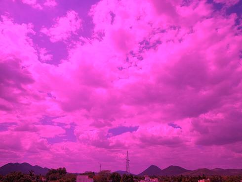 Clouds_Pink