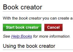 WikipediaBookCreatorEnable