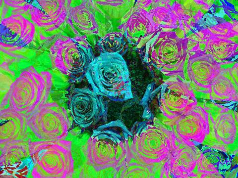 SunflowerRoses4