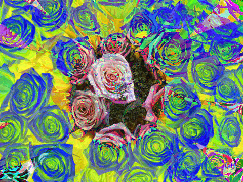 SunflowerRoses7