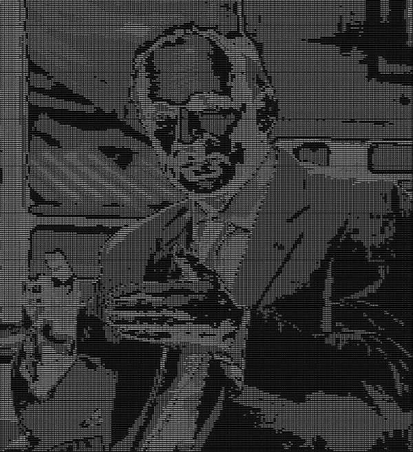 Arts ascii ASCII Art